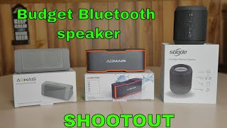 Budget Bluetooth speakers on Amazon