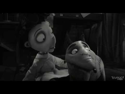 Frankenweenie - Trailer HD
