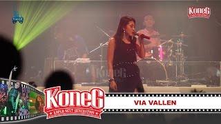 KONEG LIQUID feat VIA VALLEN - Cinta Tak Terbatas Waktu [3rd LIVE CONCERT - Liquid Cafe]