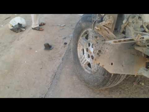 حادث طلاب معهد على طريق كربلاء thumbnail