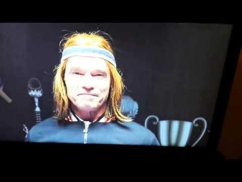 CZ Viral - Funny Arnold Schwarzenegger commercial
