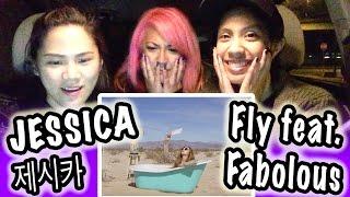 [KPOP REACTION] JESSICA 제시카 -- FLY FEAT. FABOLOUS