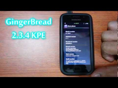 How to revert back to stock Gingerbread from any custom ROM on Android