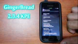 How to revert back to stock Gingerbread from any custom ROM on Android (i9003)