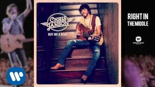 Chris Janson Right In The Middle