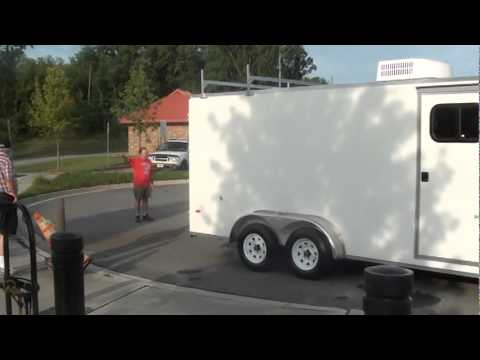 GARS ARES Field Day Lawrenceville, GA Trailer Parking