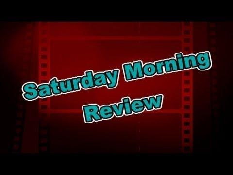 Saturday Morning Review - Episode 6 - Secret Squirrel & MOTU Horde Trooper