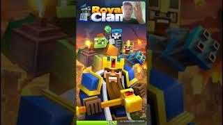 Royel clans:cool dajmend čest jeeaa