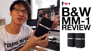 Bowers & Wilkins MM-1 Desktop Speaker Review