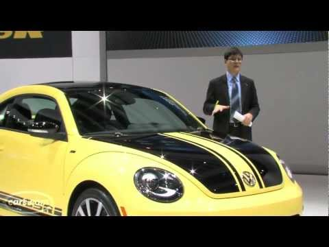 2014 Volkswagen Beetle GSR and R-Line Convertible