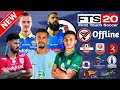 Download FTS 20 Mod Liga Indonesia dan Liga Asia 2019-2020 Grafik Super HD