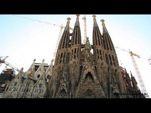 Costa Serena - Barcelona: Sagrada Família