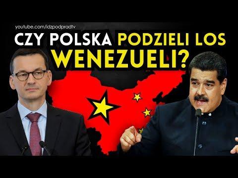 Czy Polska Podzieli Los Wenezueli? IDŹ POD PRĄD NA ŻYWO 2019.02.04