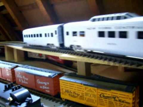 G Scale Collection - USA Trains. MTH. LGB. Aristocraft. Bachmann