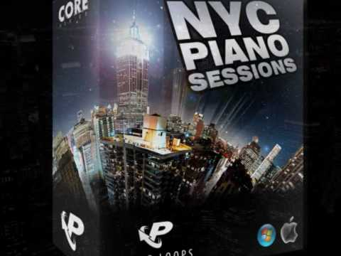 Melodic Piano Riffs, Loops & Samples for Urban, R&B, Hip Hop Music Produ
