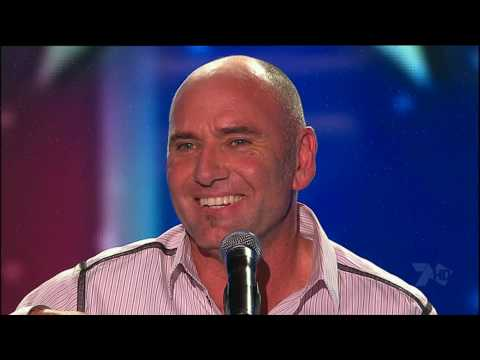 Cameron Henderson - Grand Final Australia's Got Talent 2010