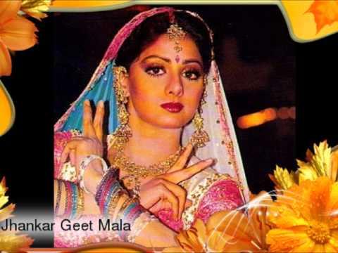 Kumar Sanu, Asha Bhosle - Meri Wafayen Yaad Karoge - Jhankar Geet Mala video