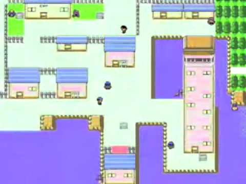 Violet/Olivine City 10 Hours - Pokemon Gold/Silver/Crystal