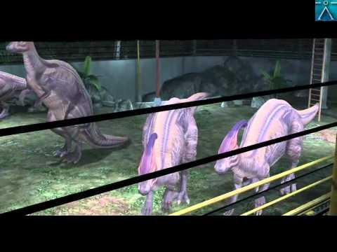 Прохождение Jurassic Par The Game. Часть - 4 НОВЫЕ ЛИЦА.mp4