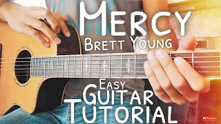 Download Lagu Mercy Brett Young Guitar Lesson for Beginners // Mercy Guitar // Guitar Lesson #539 Gratis STAFABAND