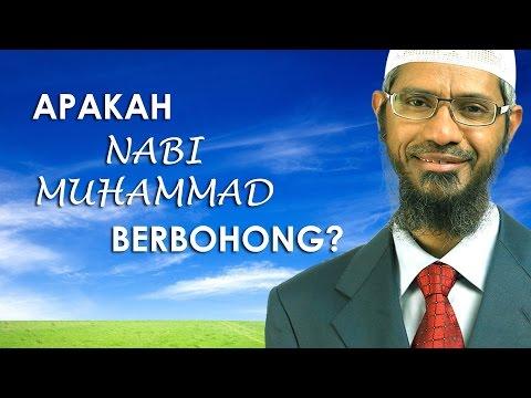 Apakah Nabi Muhammad Berbohong Tentang Al-Qur'an? | Dr. Zakir Naik