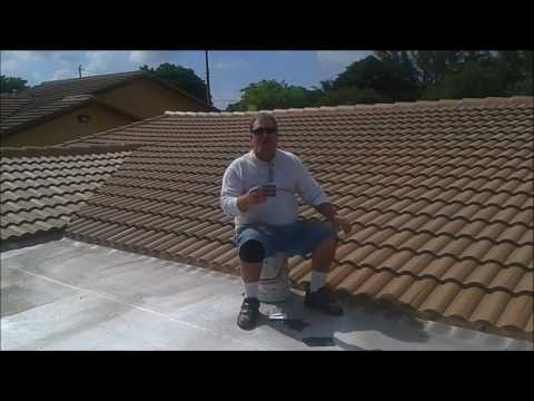 Miami roofing with Roofer Mike residential roofing , roof repair and maintenance