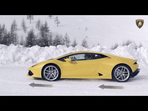 Lamborghini Huracán LP 610-4 Four-Wheel-Drive system
