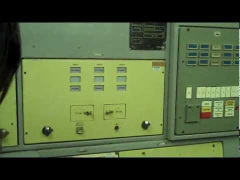 The Monsoon Diaries: UKRAINE - Ex-Soviet ICBM Nuclear Missile Silo, the control room (1)