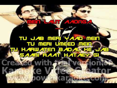Main Laut Aaonga - Kaash with lyrics