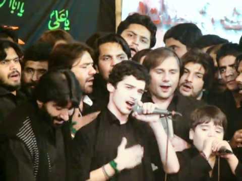 Ali Shanawar Live - Haye Ali Akbar