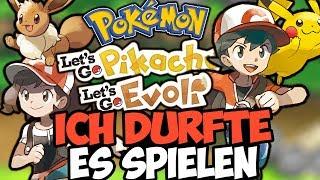 Pokémon Let's Go Pikachu: Meine Meinung nach dem spielen