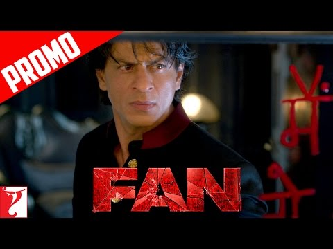 """Main Jo Bhi Hoon, Apne FAN's Ke Wajah Se Hoon"" | FAN Dialogue Promo | Shah Rukh Khan"