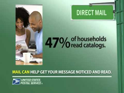 video direct mail video