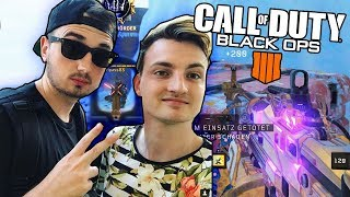 DAS KRASSESTE LIVE COMMENTARY IN BLACK OPS 4 | MarcelScorpion feat. ViscaBarca