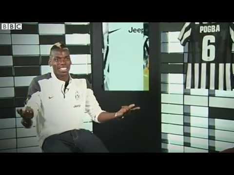 Poul Pogba - BBC Football Focus