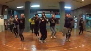 NS윤지_Wifey(ft.MC몽)_안무연습(Dance Practice)