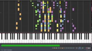 Summer- Calvin Harris (Orchestra in Synthesia + Free Sheet MIDI)