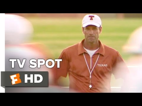 My All American TV SPOT - Review (2015) -  Aaron Eckhart, Finn Wittrock Movie HD streaming vf