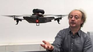 Parrot AR Drone_ Helikopter per iPhone steuern