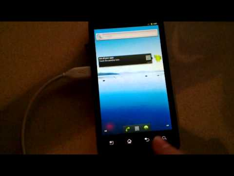 CyanogenMod7 on LG Revolution preview2 (working 2d/3d acceleration. lights. more!)