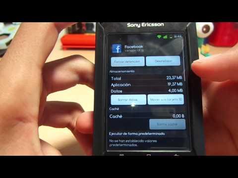 Como cambiar las aplicaciones de nuestro android de la memoria interna la externa (SDcard)