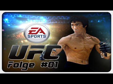 Lets Play Ea Sports Ufc With Bruce Lee #01 Walkthrough Gameplay ツ New Updates video