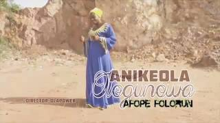 Afope folorun by Mrs Anikeola Ologunowa.  Shot, directed and edited by olapower