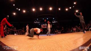 Bboy Junior & Bboy Mounir vs. Bboy SoSo & Bboy Niek | Battle Original Floor | 2on2 Semi Final