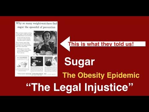 "Sugar ""The Obesity Epidemic"""