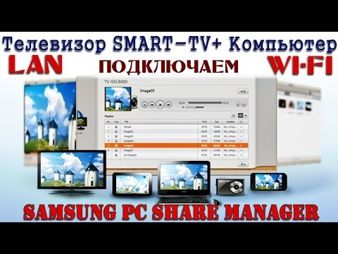 Installing and using PC Share Manager