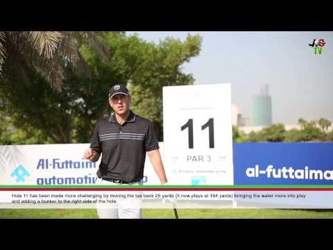 Walk The Course: Dubai Festival City Challenge Tour Grand Final - Al Badia by Intercontinental