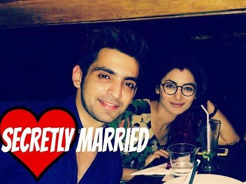 Secret marriage video of Sriti and Arjit (Pragya and purab of Kkb)    Shocking news