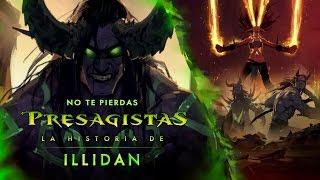 Presagistas: La historia de Illidan (ES)