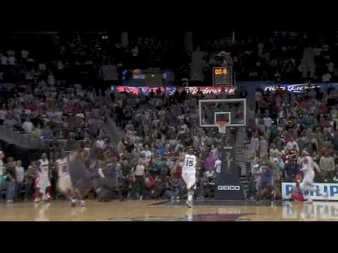 Joe Johnson Game Winner vs Charlotte Bobcats Video